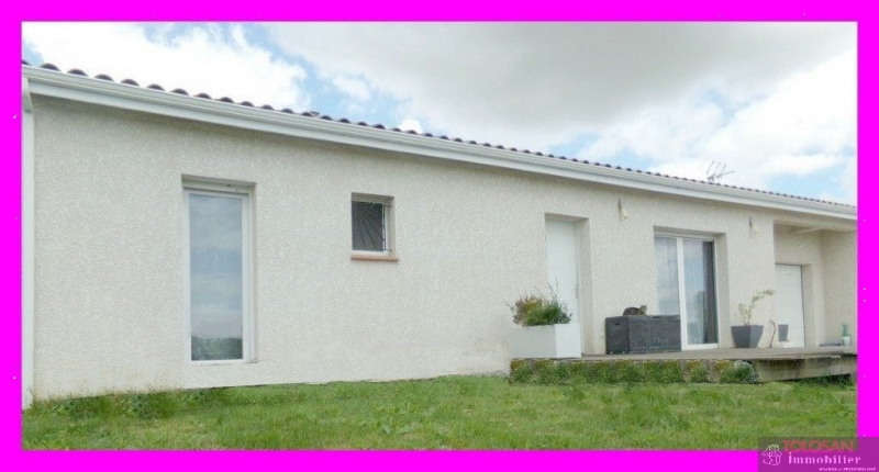 Vente maison / villa Villefranche de lauragais 242000€ - Photo 1