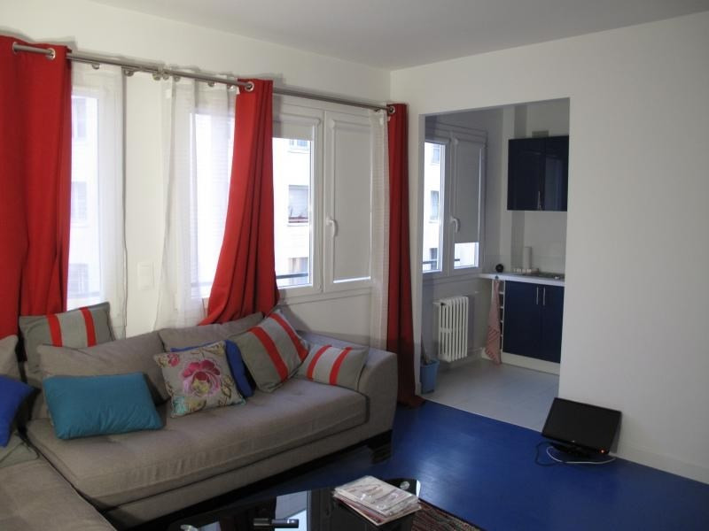 Location appartement Paris 16ème 1 150€ CC - Photo 2