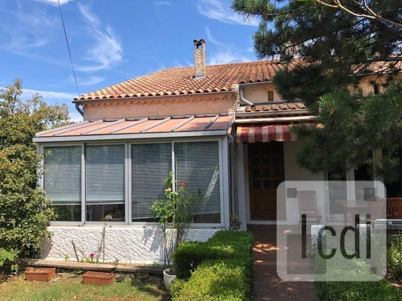 Vente maison / villa Aubenas 242000€ - Photo 1
