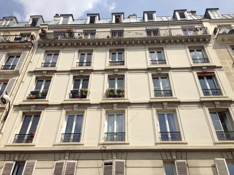 Vente appartement Paris 18ème 210000€ - Photo 1