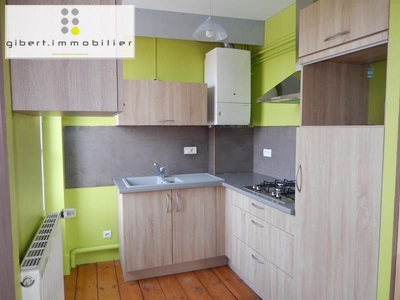 Rental apartment Le puy en velay 434,79€ CC - Picture 1