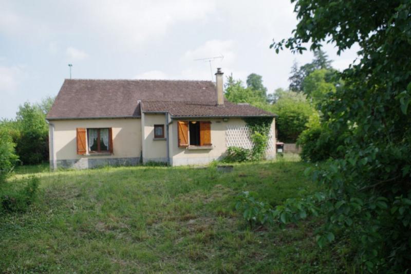 Vente maison / villa La chapelle st sepulcre 80000€ - Photo 1