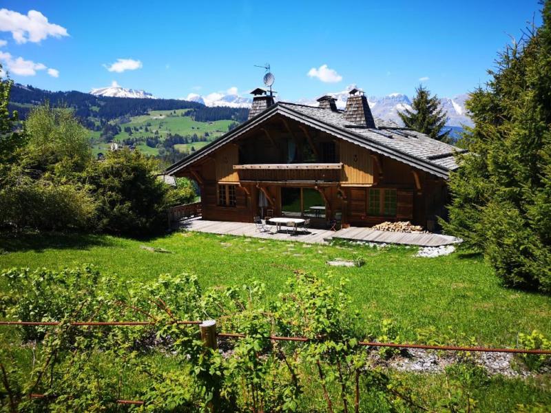 Vente de prestige maison / villa Megeve 2500000€ - Photo 3