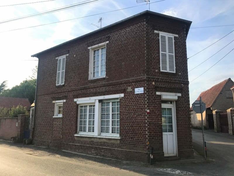 Sale house / villa Chaumont en vexin 200600€ - Picture 1