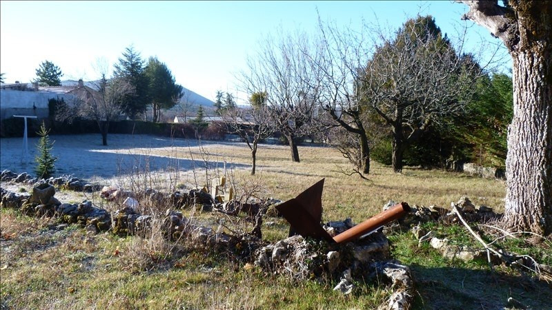 Sale site Sault 160 000€ - Picture 1