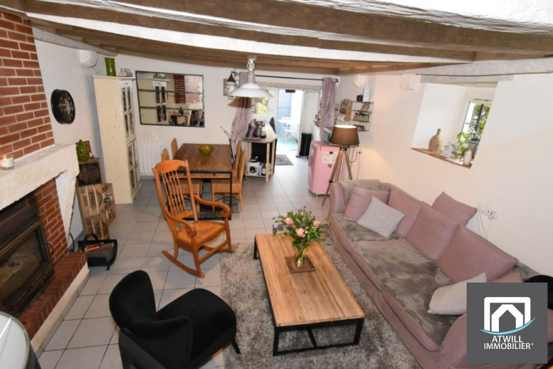 Rental house / villa Blois 507€ CC - Picture 3