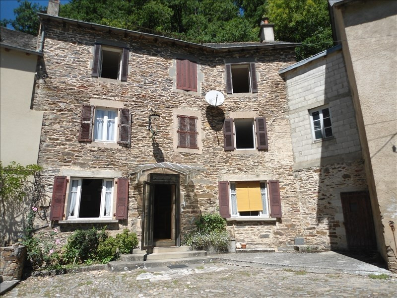 Sale house / villa Pont de salars 123000€ - Picture 1