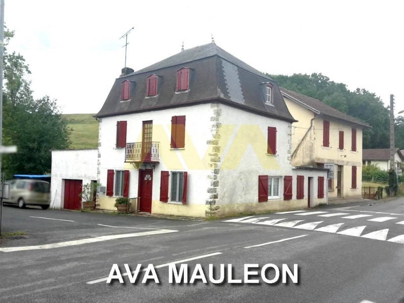 Vente maison / villa Mauléon-licharre 100 000€ - Photo 1