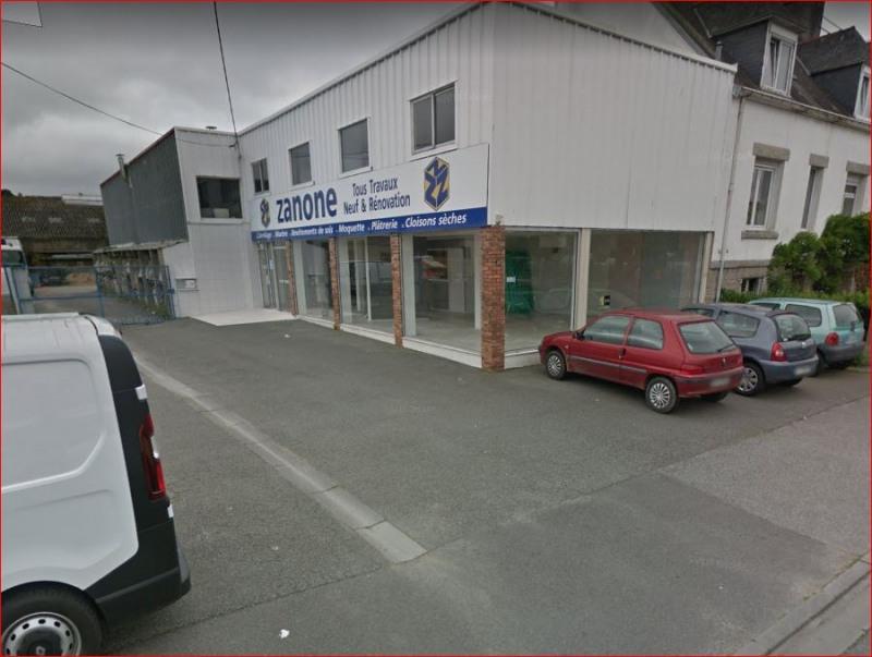 Location local commercial Quimper 500€ CC - Photo 1