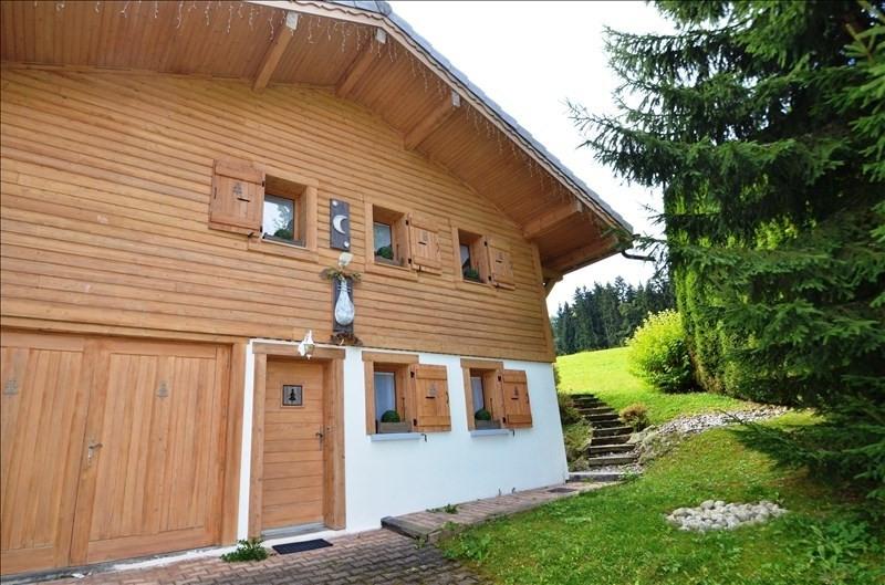 Vente de prestige maison / villa Combloux 614000€ - Photo 2