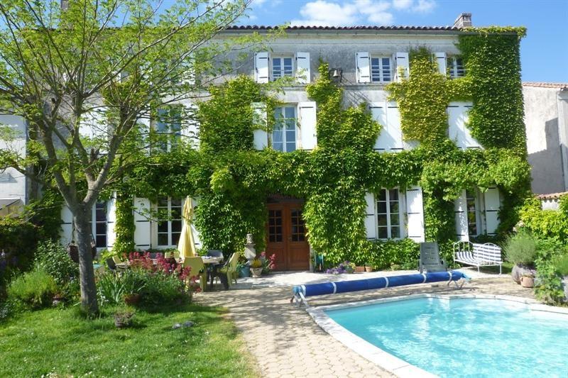 Venta  casa Gensac-la-pallue 280000€ - Fotografía 1
