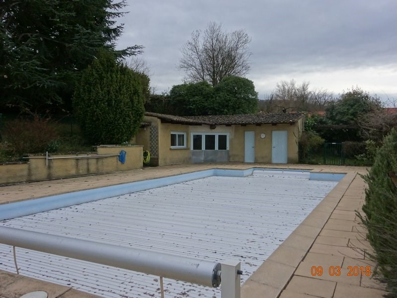 Vente maison / villa Beausemblant 473684€ - Photo 3