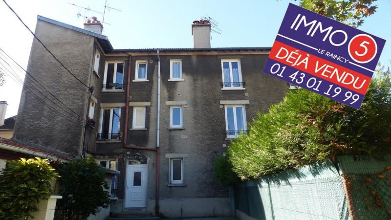 Vente appartement Villemomble 150000€ - Photo 1