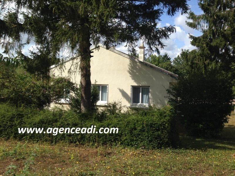 Vente maison / villa Menigoute 89900€ - Photo 1