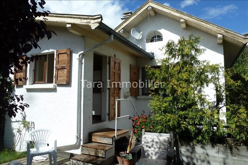 Vente de prestige maison / villa Chamonix-mont-blanc 1563000€ - Photo 1
