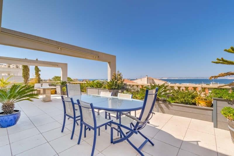 Vente de prestige appartement Marseille 8ème 1280000€ - Photo 2