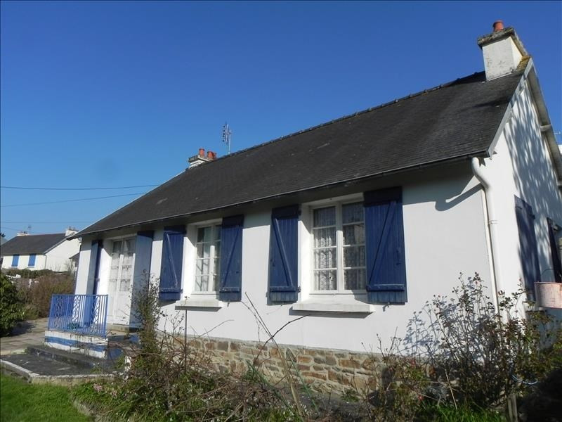 Vente maison / villa Lannion 105 735€ - Photo 1