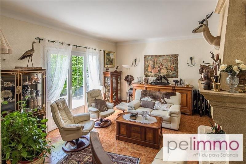 Deluxe sale house / villa Alleins 575000€ - Picture 3