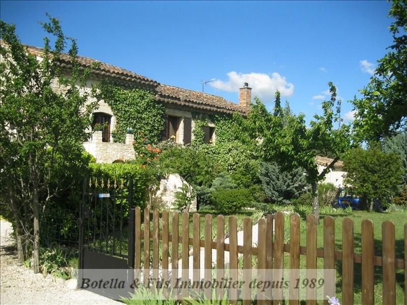 Immobile residenziali di prestigio casa Uzes 798000€ - Fotografia 2