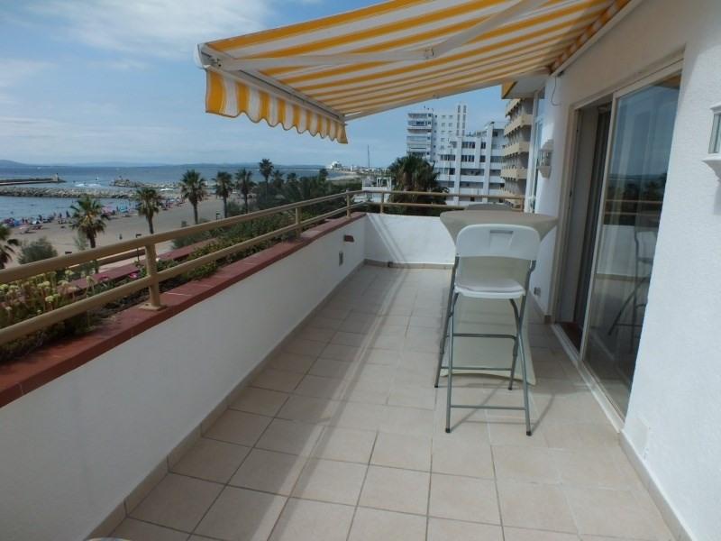 Alquiler vacaciones  apartamento Rosas santa - margarita 584€ - Fotografía 4