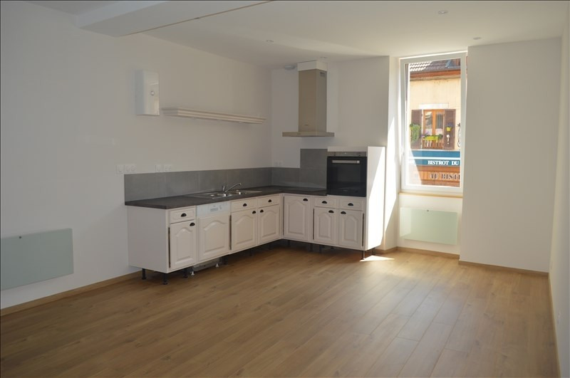 Rental apartment Yenne 670€ CC - Picture 1