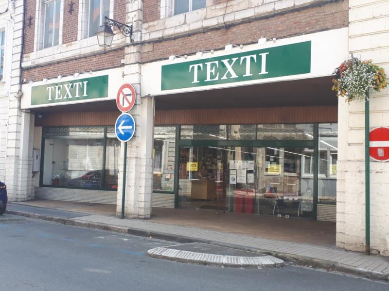 Vente local commercial Aire sur la lys 158640€ - Photo 1