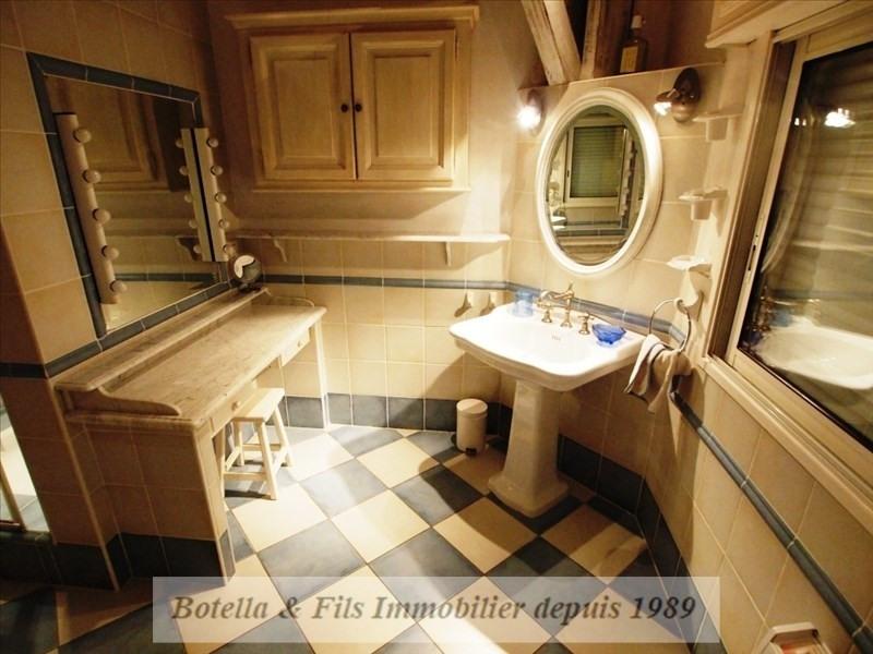 Verkoop van prestige  huis Uzes 1263000€ - Foto 8