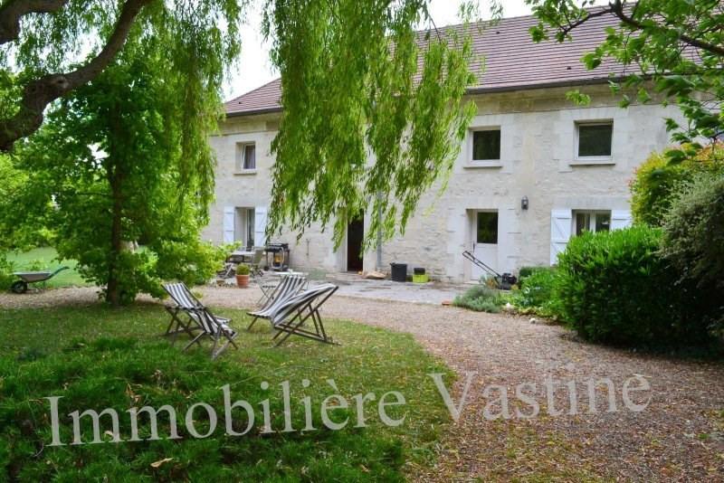 Deluxe sale house / villa Senlis 950000€ - Picture 1