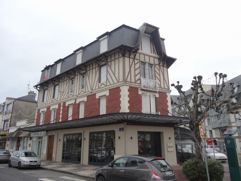Vente appartement Deauville 87 500€ - Photo 1