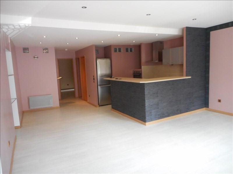 Rental apartment Voiron 583€ CC - Picture 2