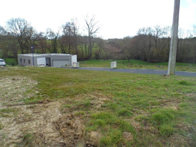 Vente terrain Saint révérend 39500€ - Photo 1