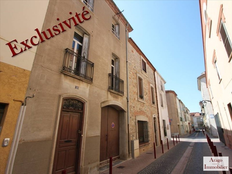 Sale house / villa Rivesaltes 118 000€ - Picture 1