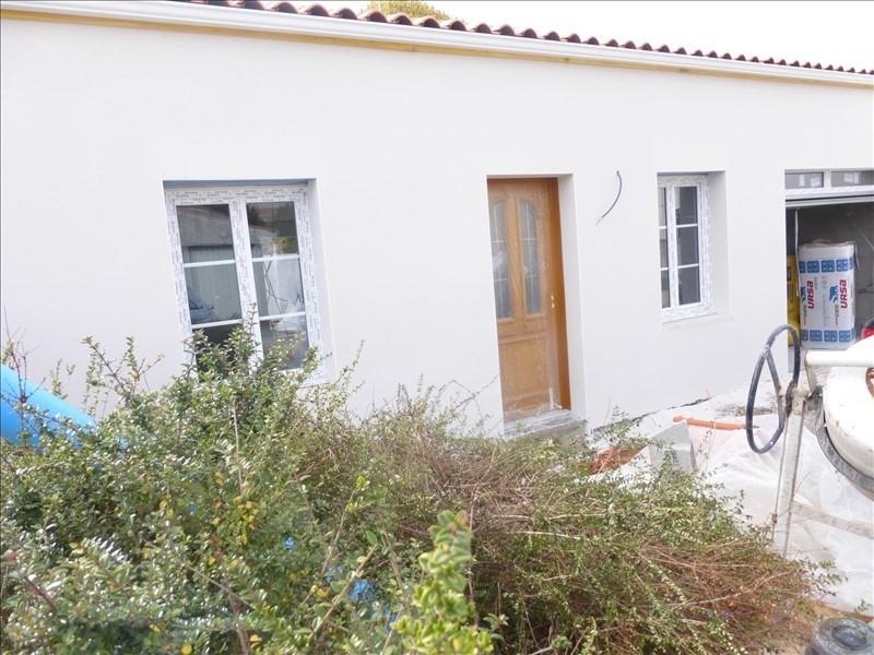 Vente maison / villa Rochefort 206000€ - Photo 1
