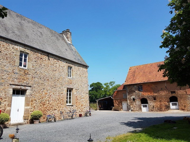 Vente maison / villa St jean de daye 349500€ - Photo 2