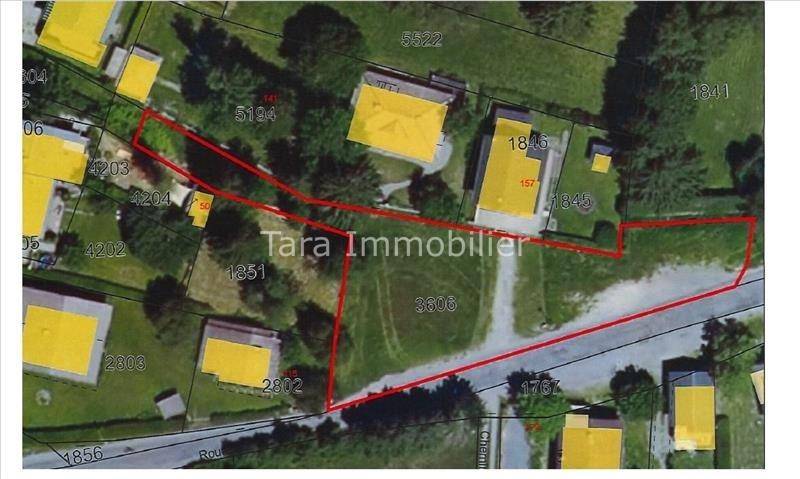 Vendita terreno Chamonix-mont-blanc 1249321€ - Fotografia 1