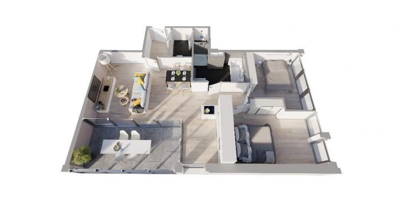 Vente appartement Strasbourg 435000€ - Photo 6