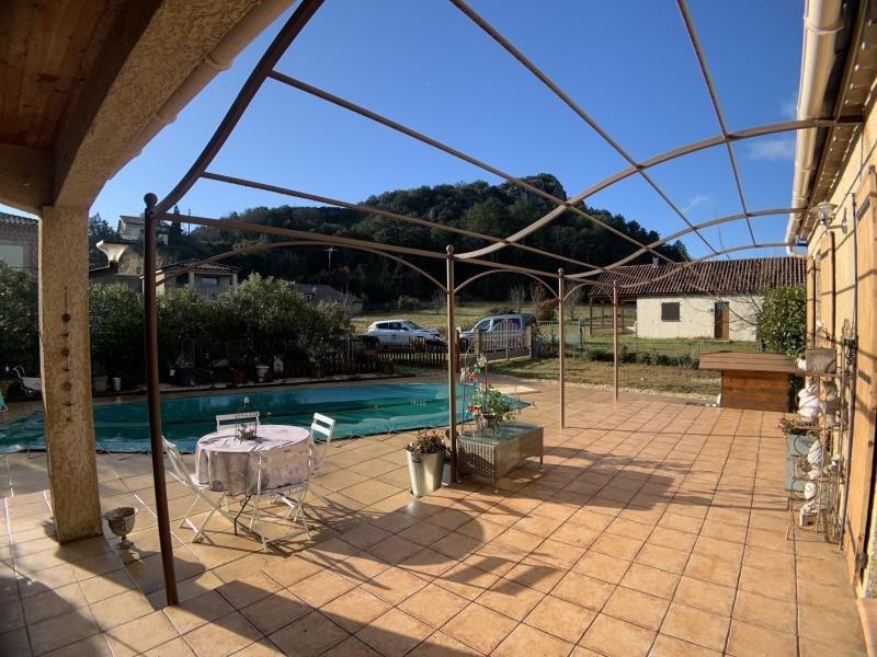 Sale house / villa Vallon pont d'arc 269000€ - Picture 10