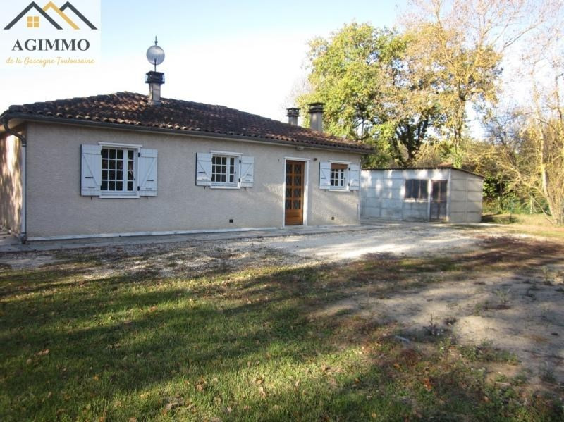 Sale house / villa L isle jourdain 297 000€ - Picture 1