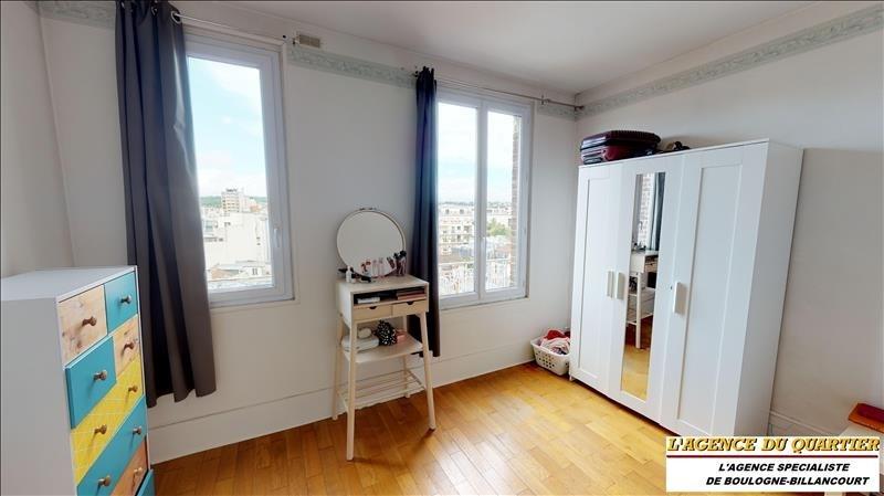 Venta  apartamento Boulogne billancourt 299000€ - Fotografía 4