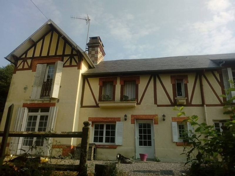 Vente maison / villa Lisieux 152 250€ - Photo 1