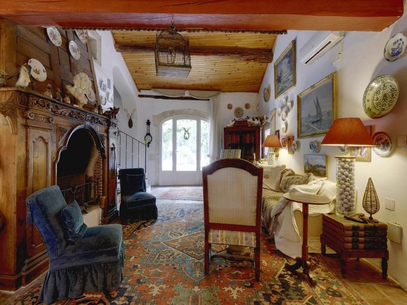 Immobile residenziali di prestigio casa Saint-rémy-de-provence 1768000€ - Fotografia 15