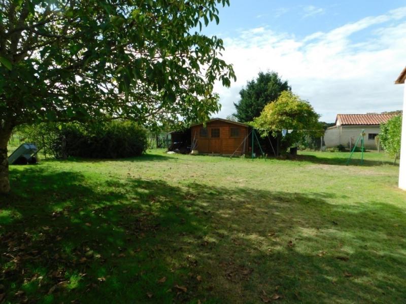 Vente maison / villa Lamonzie saint martin 165250€ - Photo 2