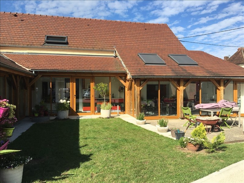 Vente maison / villa Villiers vineux 390 000€ - Photo 20
