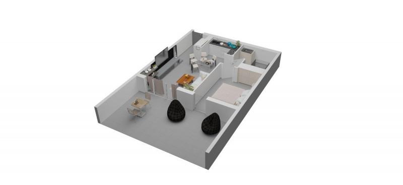 Vente appartement Porticcio (pietrosella) 225000€ - Photo 1