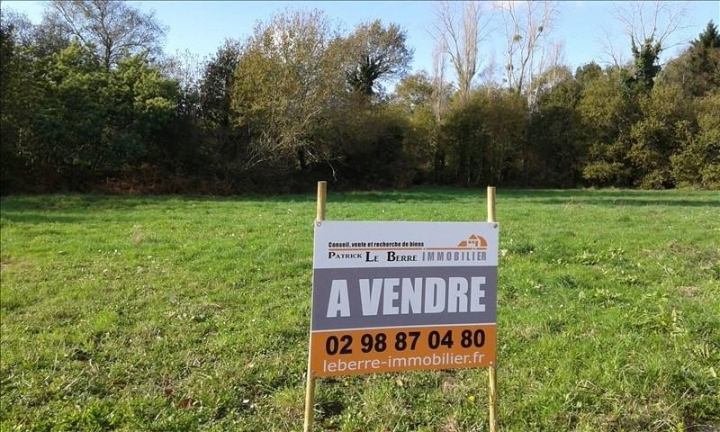Sale site Benodet 133500€ - Picture 1