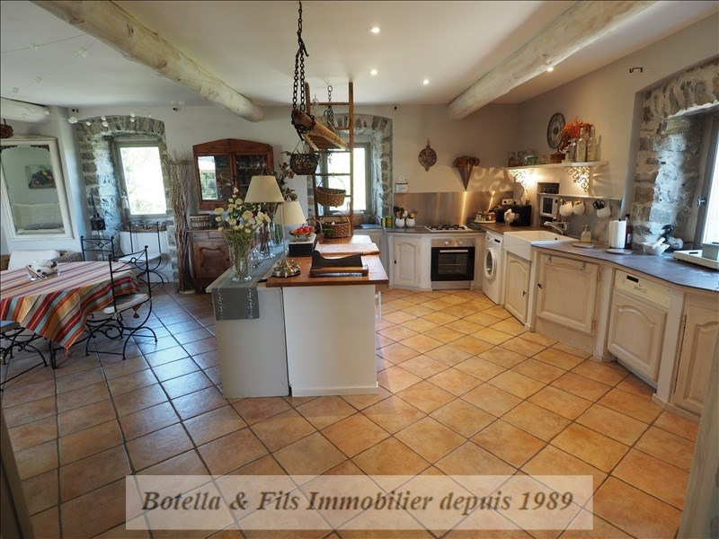Verkoop van prestige  huis Les vans 599000€ - Foto 5