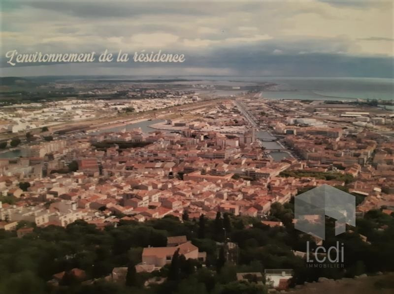 Vente appartement Sète 197 500€ - Photo 2