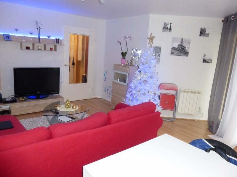 Vente appartement Cergy 139000€ - Photo 1