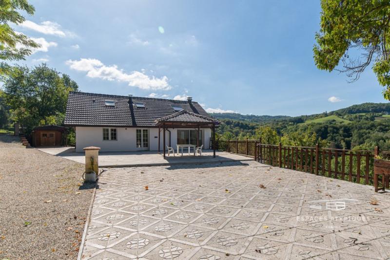 Maison à la vue panoramique en pleine nature