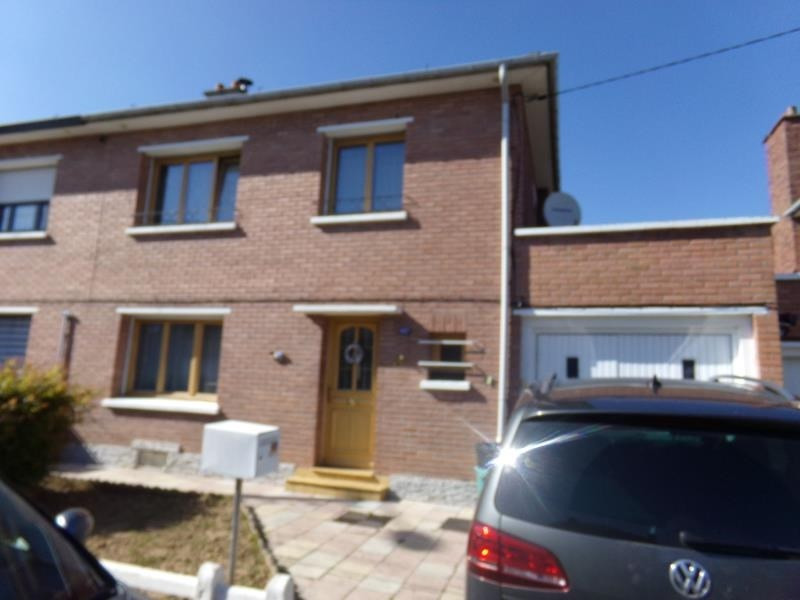 Vente maison / villa Brebieres 146000€ - Photo 1